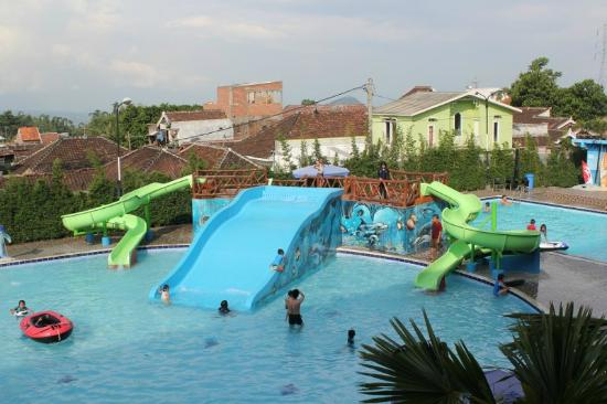Batu Wonderland Hotel & Resort: Water Park