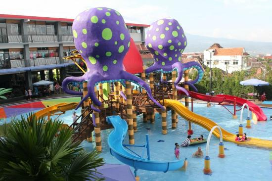 Batu Wonderland Hotel & Resort: Water Park
