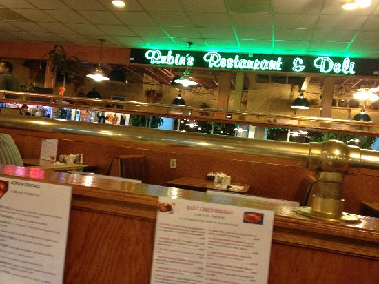 Holiday Inn Cleveland Airport: Rubens Restaurant