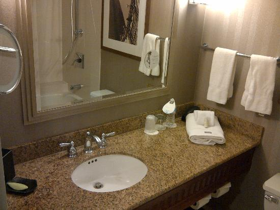 The Westin Copley Place, Boston: bathroom