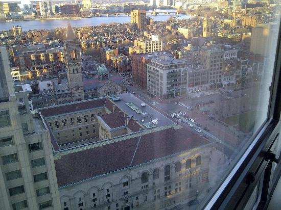The Westin Copley Place, Boston: view