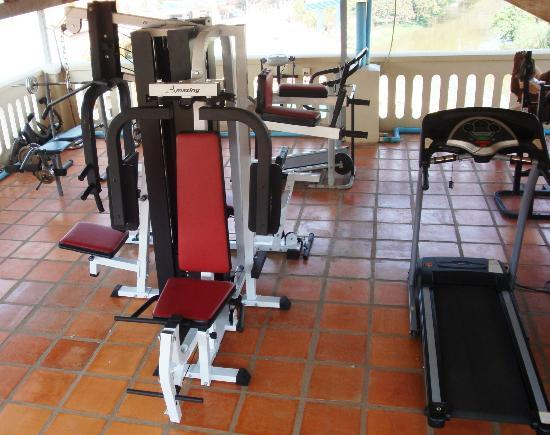 Mingalar Inn: Gym
