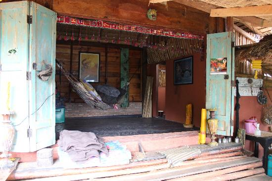 Limeleaf eco-Lodge : Maya lodge