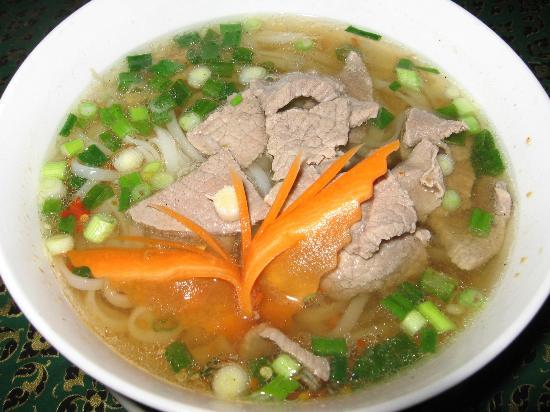 Thai Orchid: Thai Noodle Soup