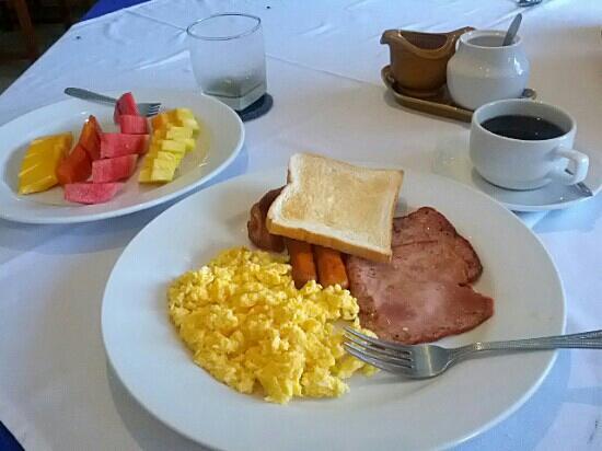 Blue Garden Resort & Spa : Breakfast