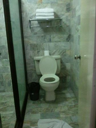 Bohol Tropics Resort: Bathroom