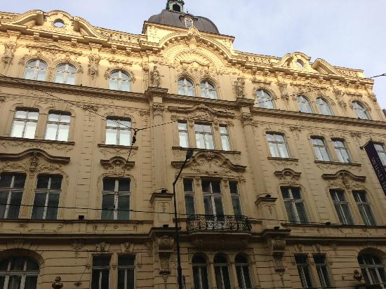 meilleures baskets 06a28 e493f hotel Mgallery old town - Picture of Century Old Town Prague ...