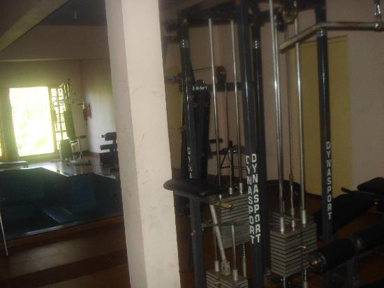 KTDC Tea County: Gym