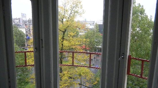 NH Amsterdam Schiller: View from room