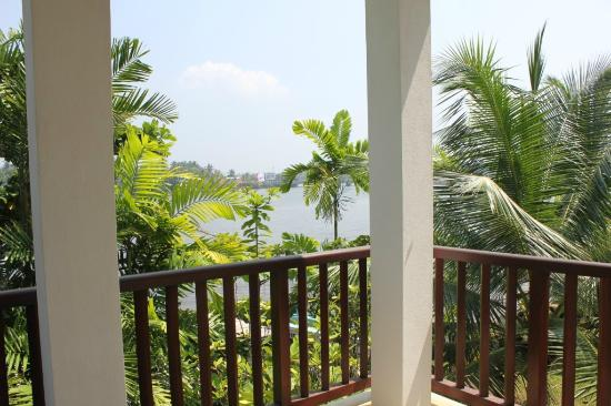 Hotel Marina Bentota : Balcony view