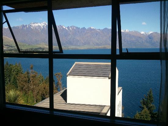 Mercure Resort Queenstown: View from Window