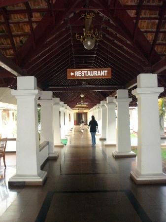 Bolgatty Palace & Island Resort: Hotel area