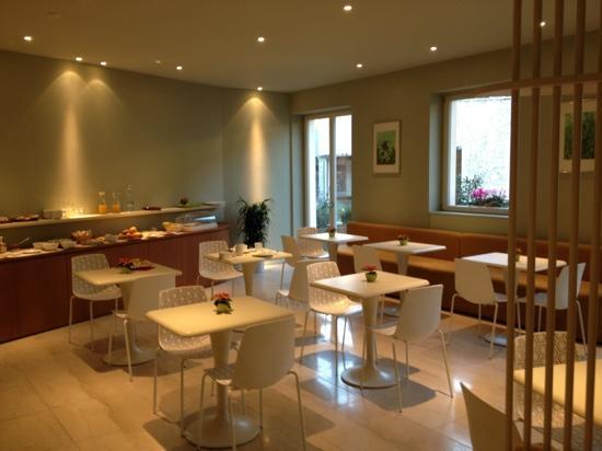 Aromi Piccolo Hotel: Desayuno