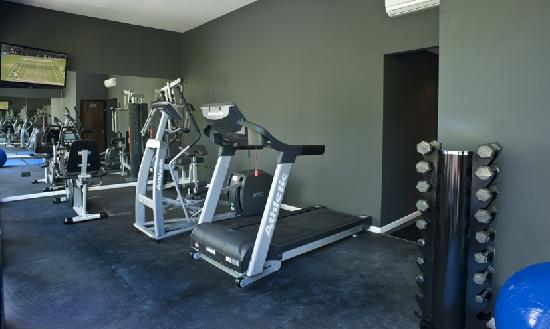 Palermo Tower by P Hotels: Gym