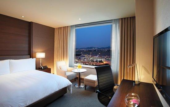 Lotte City Hotel Gimpo Airport: Primier Double