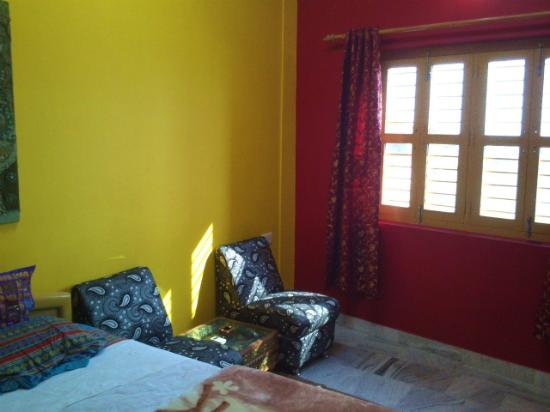 Ganpati Guest House: annex room