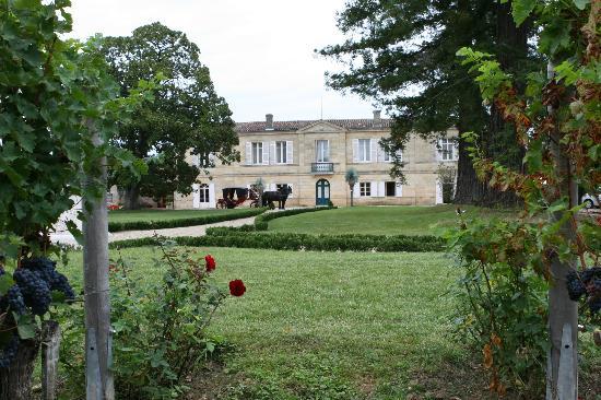 Château Marquis de Vauban: Calèche