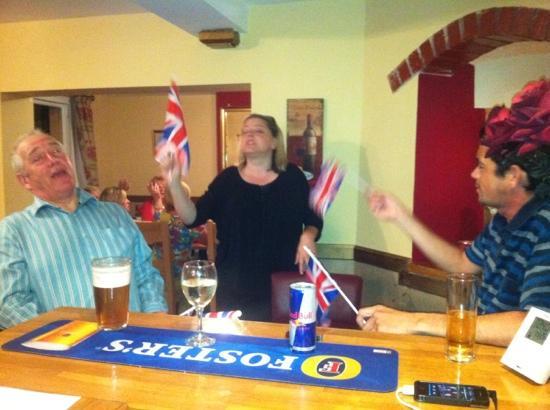 Addisons: jubilee celebrations at Addison's