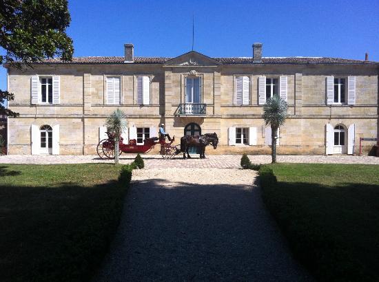 Château Marquis de Vauban: Ballades en calèche