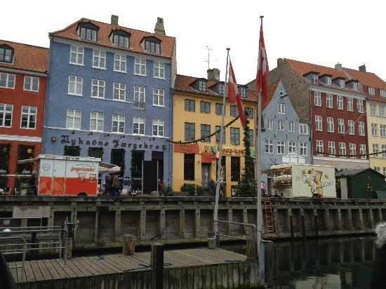 Hotel Christian IV: Nyhavn