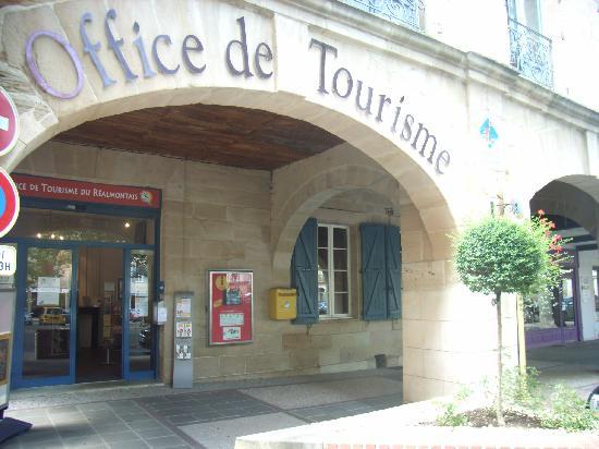 Office de Tourisme du Realmontais: Office de tourisme