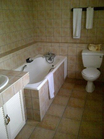 Gooderson Natal Spa Hot Springs & Leisure Resort: Natal Spa - Bathroom