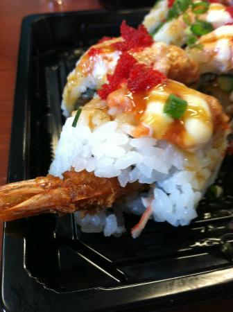 Ninja Sushi: Num num num...
