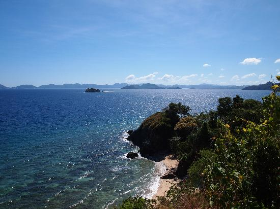 Club Paradise Palawan: Hiking trail