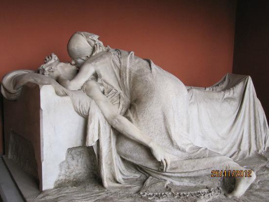 Cimetière Monumental : Mein Favorit: