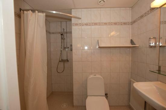 Stångå Hotell Sweden Hotels: Bathroom