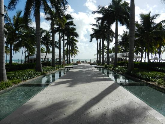 Casa Marina Key West, A Waldorf Astoria Resort: Poolbereich