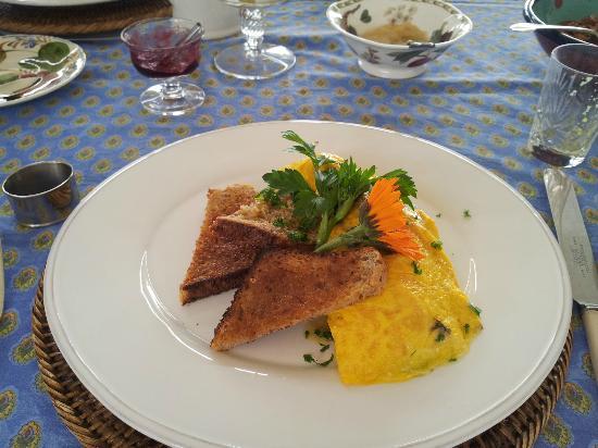 L'Abri: Omelette