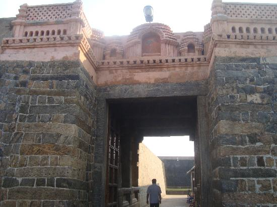 Palakkad, India: Tipu Sultan Fort Interior View