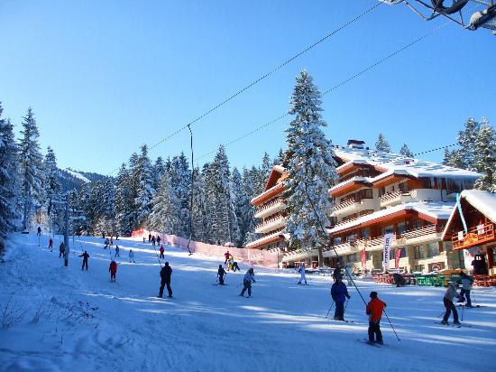 Club Hotel Yanakiev: Yanakiev - Winter