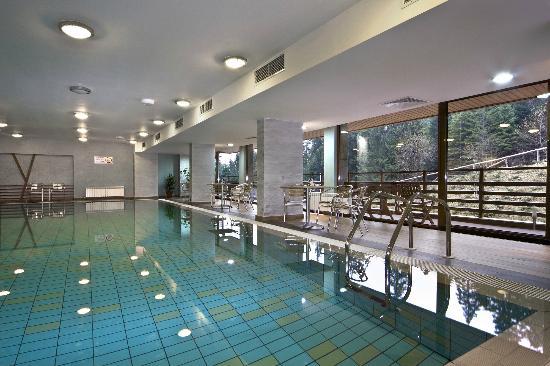 Club Hotel Yanakiev: the pool
