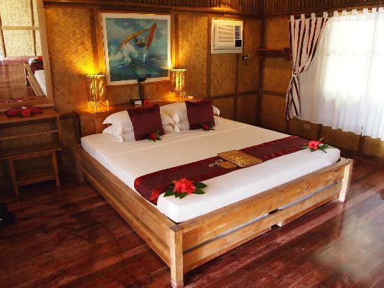 El Rio y Mar Resort: Native Cabana cottage