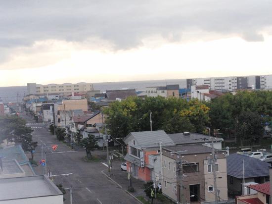 Hotel Chocolat Hakodate: 窓辺から撮影