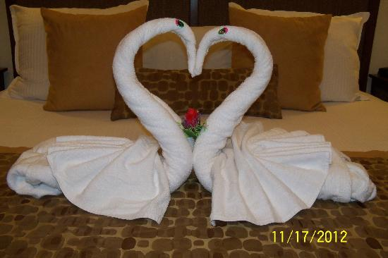 Luxury Bahia Principe Sian Ka'an Don Pablo Collection: Our first day towel art