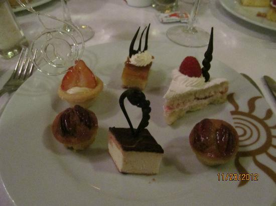 Luxury Bahia Principe Sian Ka'an Don Pablo Collection: More desserts
