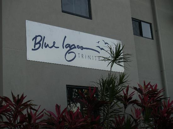 Blue Lagoon Resort: Resort Front Entrance