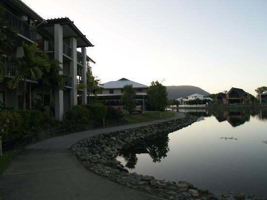 Blue Lagoon Resort : Resort Lagoon