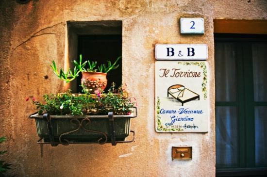 Il Torrione : B&B