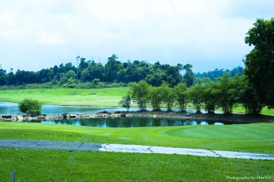 Bintan Lagoon Resort: golf