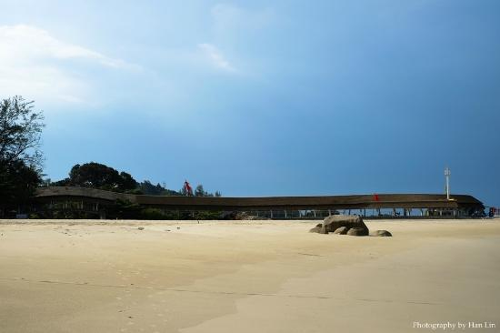 Bintan Lagoon Resort: beach