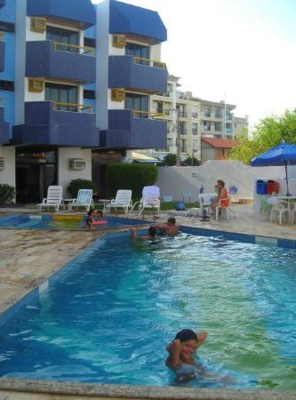 Bouleavard Canasvieiras Hotel : Pileta para después de la playa