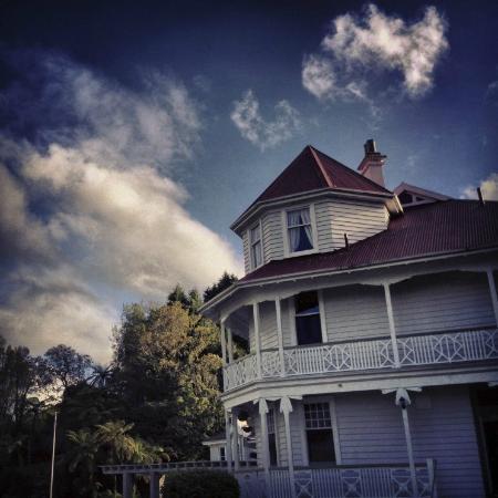 Waitomo Caves Hotel: outside view