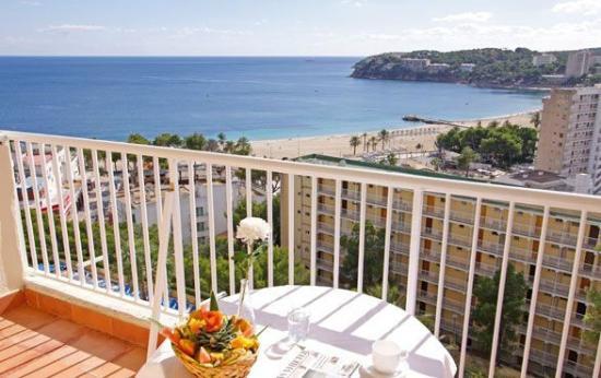 Apartamentos Vistasol: Balcony