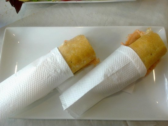 "Caffe Matteotti : panino "" Capri Carpi"" buonissimo"