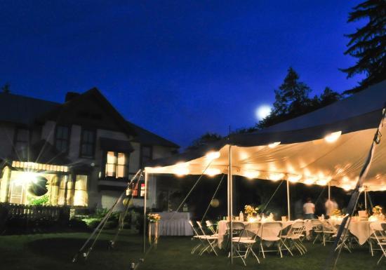 Apple Tree Lane Bed & Breakfast: Wonderful venue for weddings & events!