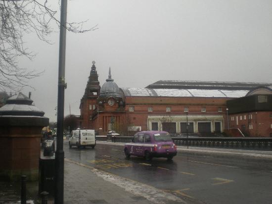 Ibis Glasgow City Centre: ok
